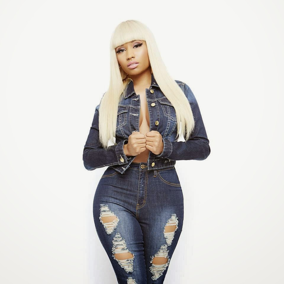 Photos The Nicki Minaj Collection Photoshoot Online Gist