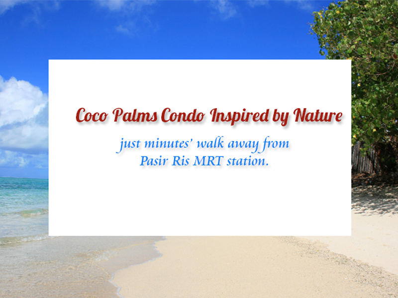 COCO PALMS CONDO - RESORT LIVING AT HOME
