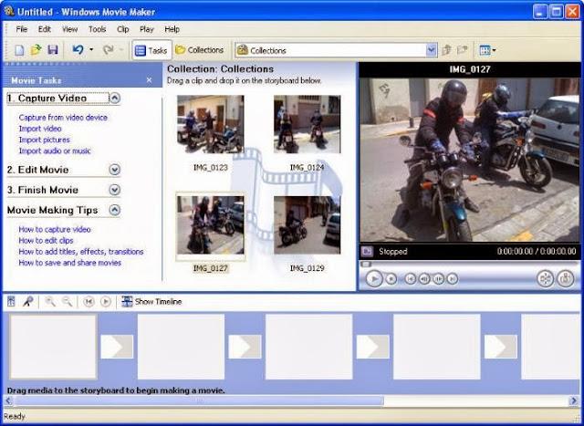 تحميل برنامج ويندوز موفي ميكر لصناعة وإنشاء الافلام على جهازك مجاناً Windows Movie Maker-2-6