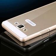 เคส-Samsung-Galaxy-A5-รุ่น-เคส-A5-เคสเฟรมอลูมิเนียมแท้+PC-หรูหรา-บางเฉียบ