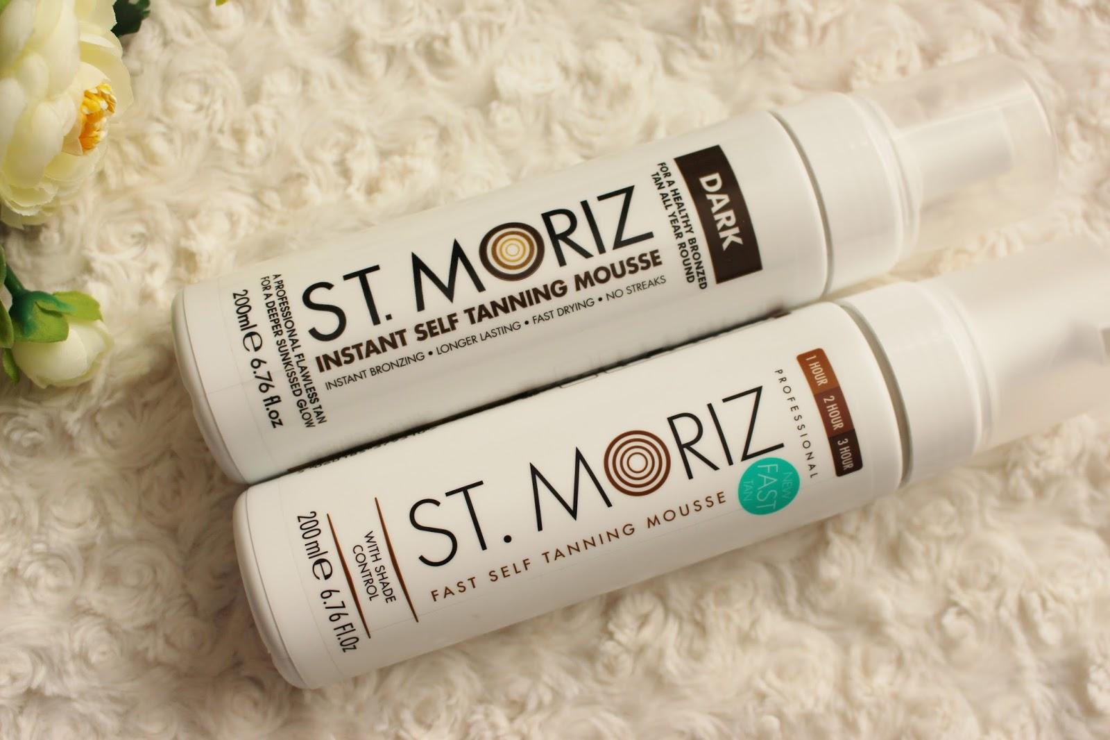 st moriz fast mousse and gradual tanning lotion lottie. Black Bedroom Furniture Sets. Home Design Ideas