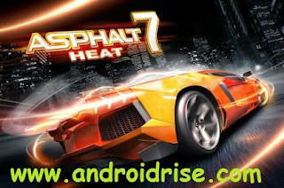 Best marketing Games Asphalt 7:Heat + want for Speed beloved transfer Full For android