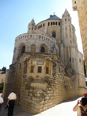 Israel, Jerusalen - Abadía de Santa María