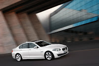 The BMW 520d EfficientDynamics