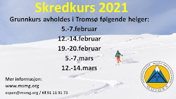 MSMG SKREDKURS 2021