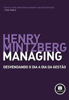 Livro Managing - Henry Mintzberg