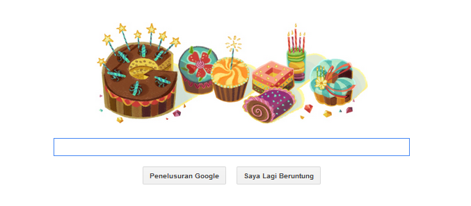 Update Ucapan Selamat Ulang Tahun Dari Google.com