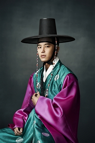 Ju Wal in Arang and the Magistrate via heyladyspring.com