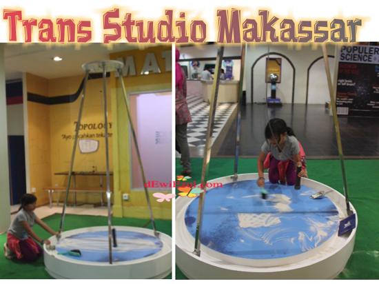 dzilly,jalan jalan ke Trans studio makassar (TSM)