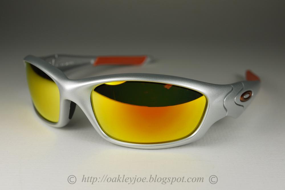 1b7f1ca1101 Oakley Sunglasses Straight Jacket 04 331 Silver Fire Iridium ...