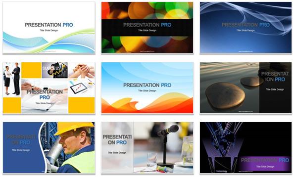 100 modelos profissionais de power point para download