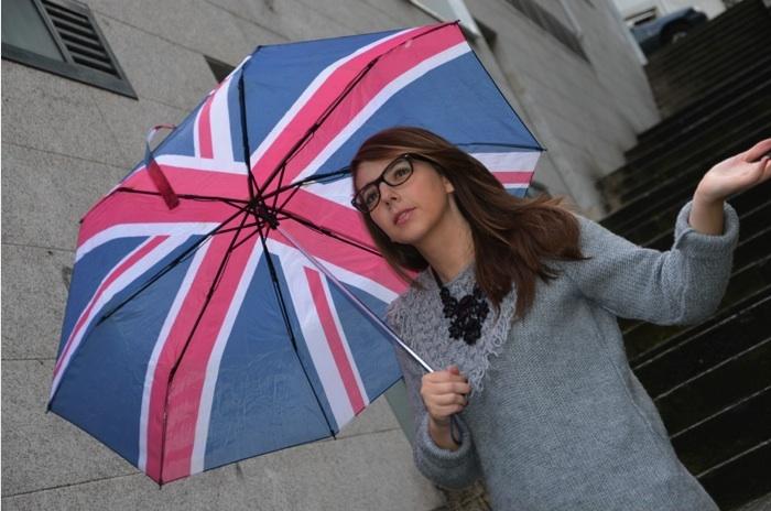 paraguas londres