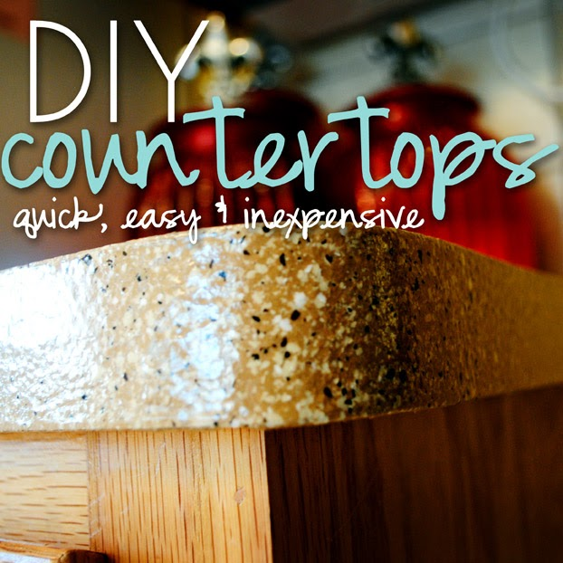 Rustoleum Countertop Paint Drying Time : ... mopping the floor: Kitchen Countertops Part One (more like a preview