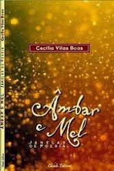 """Autora do livro """"Âmbar e Mel - Janelas de Poesia"""", Chiado Editora, 2011"""