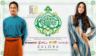 ZALORA's Ramadhan/Hari Raya Collection 2012