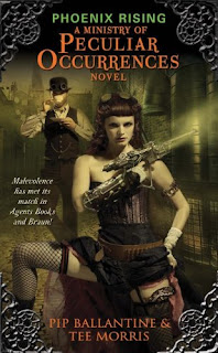 Review: Phoenix Rising: A Ministry of Peculiar Occurrences Novel