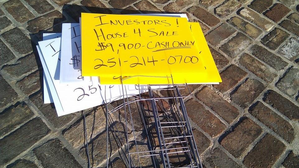 Template Talk:Marketing - We Buy Junk Houses