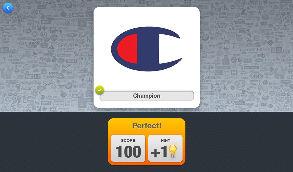 Blackberry Playbook Cheats: The Logo Game - Level 1