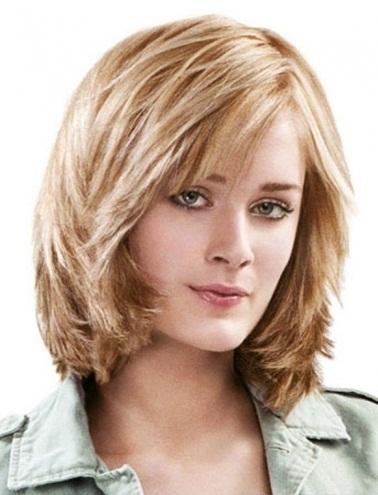 Hairstyles Neck Length : Medium length haircuts - Medium length hairstyles