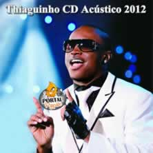 CD Thiaguinho   Acstico (2012)