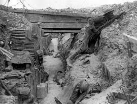 PRIMERA GUERRA MUNDIAL O LA GRAN GUERRA (28/07/1914 - 11/11/1918 (4 años, 3 meses, 14 días)).
