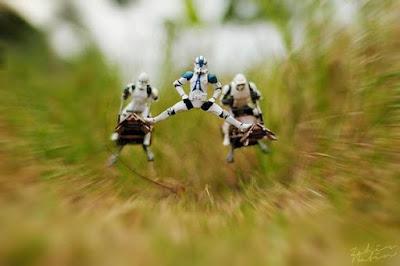 Star Wars figuras miniaturas Zahir Batin