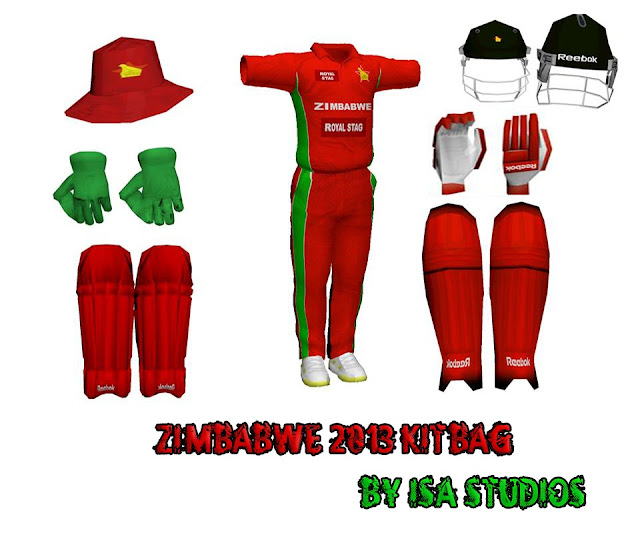 zimbabwe odi kit 2013 for ea cricket 07