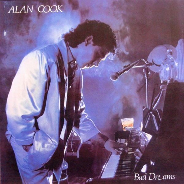 Alan Cook - Don't Give Up (Maxi 2010)