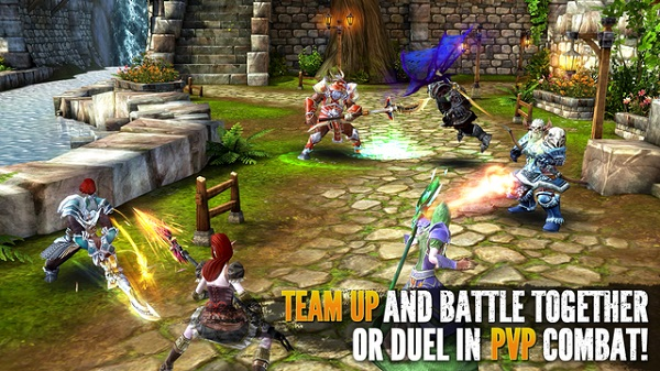 Gameloft's Order & Chaos 2: Redemption lands on Android, iOS and Windows Phone
