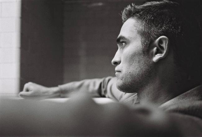 Robert Pattinson imagen Dior