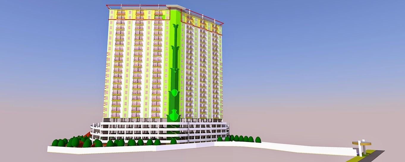 Apartemen Sederhana