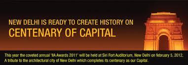 New Delhi centenary 2011