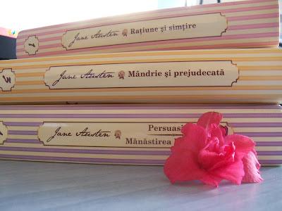 Carti de Jane Austen