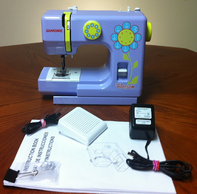 janome 525 sew mini manual
