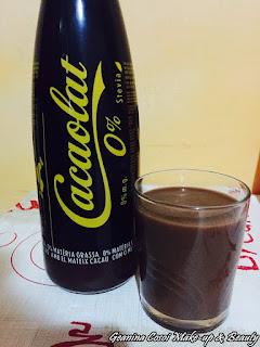 Cacaolat 0% degustabox agosto 2015