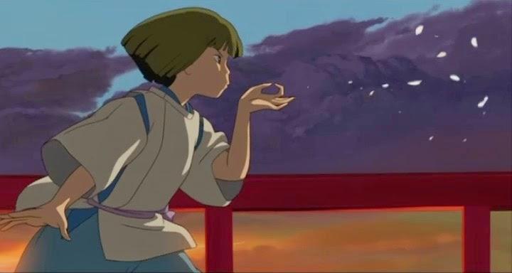 Escena batalla El Viaje de Chihiro