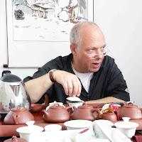 Gerhard Thamm - Teeprobe in Wuyishan