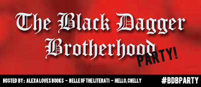 The Black Dagger Brotherhood Party