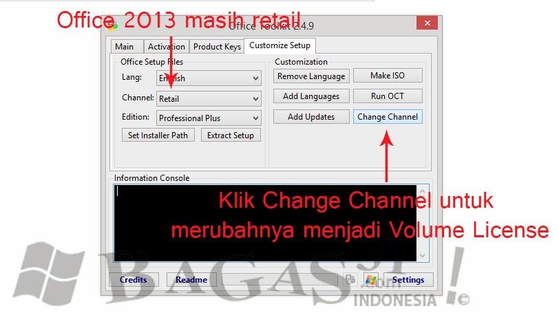 Mengubah Microsoft Office 2013 Retail ke Volume License 6