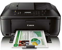 Canon PIXMA MX532 printer Driver for Mac