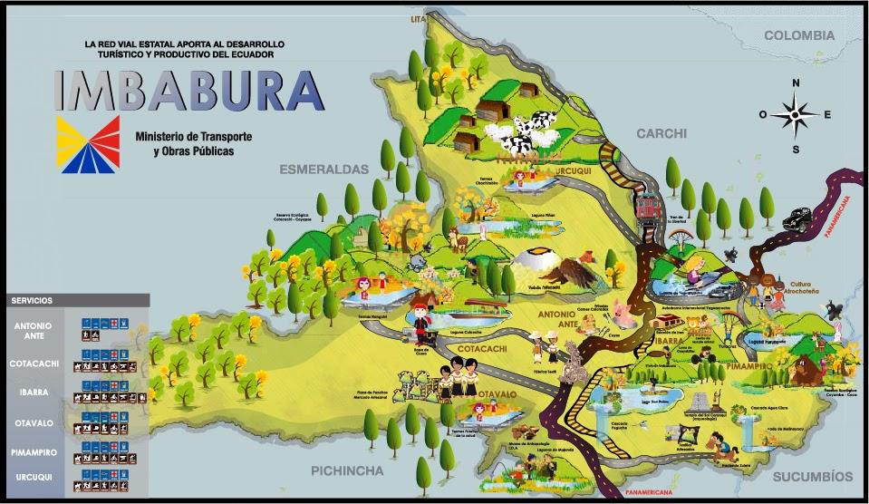 image gallery mapa turistico