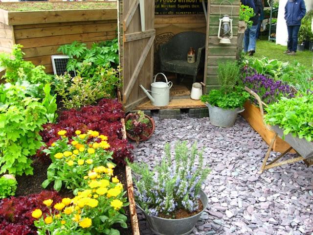 Ideias para deixar o seu jardim lindo gastando quase nada