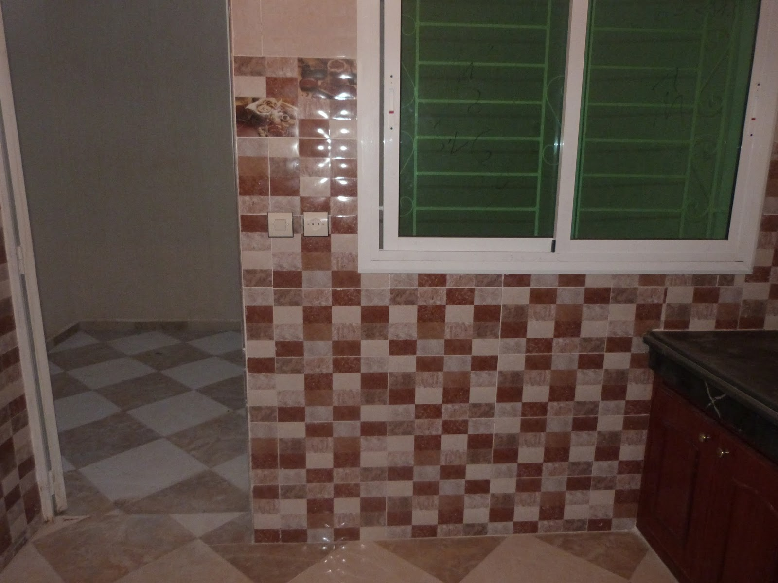 Carrelage Mural Salle De Bain Autocollant ~ appartement kenitra el hddada 86m immokenitra4 porte immobilier