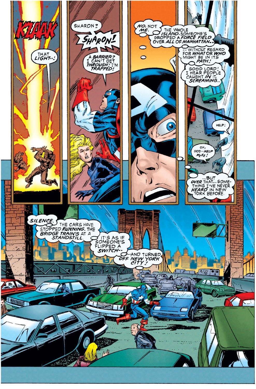 Captain America (1968) Issue #449 #403 - English 9