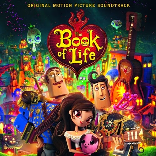 the book of life soundtracks