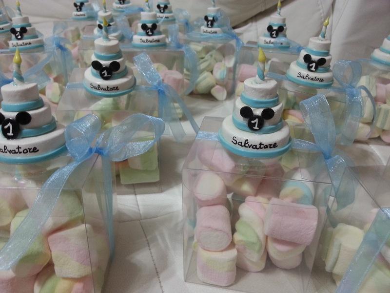 Molto Cake compleanno con marshmallow | Il Bosco Rosa LV17