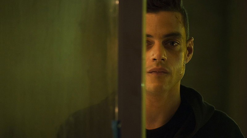 What I'm Watching - Mr Robot on USA - littleladylittlecity.com
