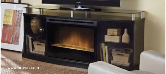 Arquitectura de casas hogar chimenea para dar calor con for Lenos a gas modernos