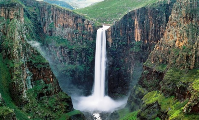 Air Terjun Gocta Falls