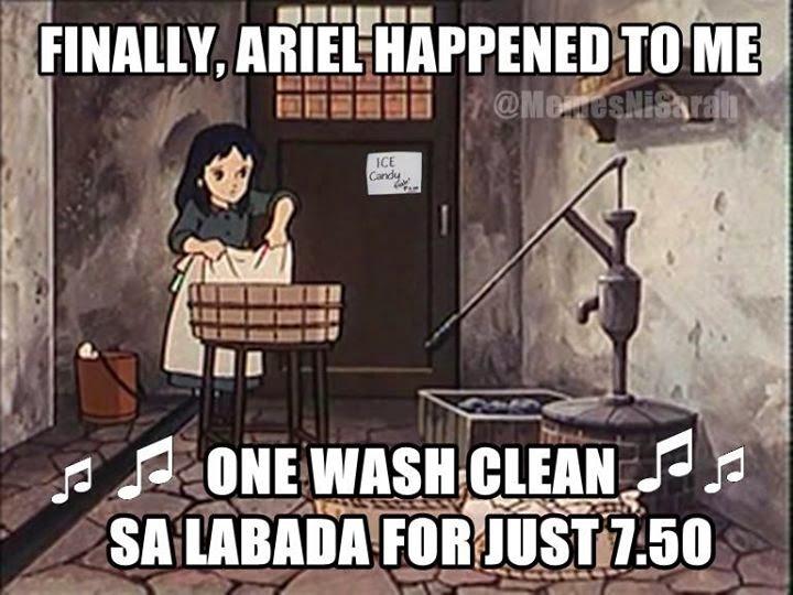 Finally Ariel Happened To Me Meme